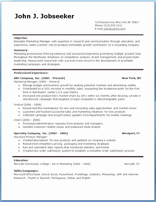 Microsoft Office 2013 themes Download Best Of Word Professional Resume Template Free Templates for