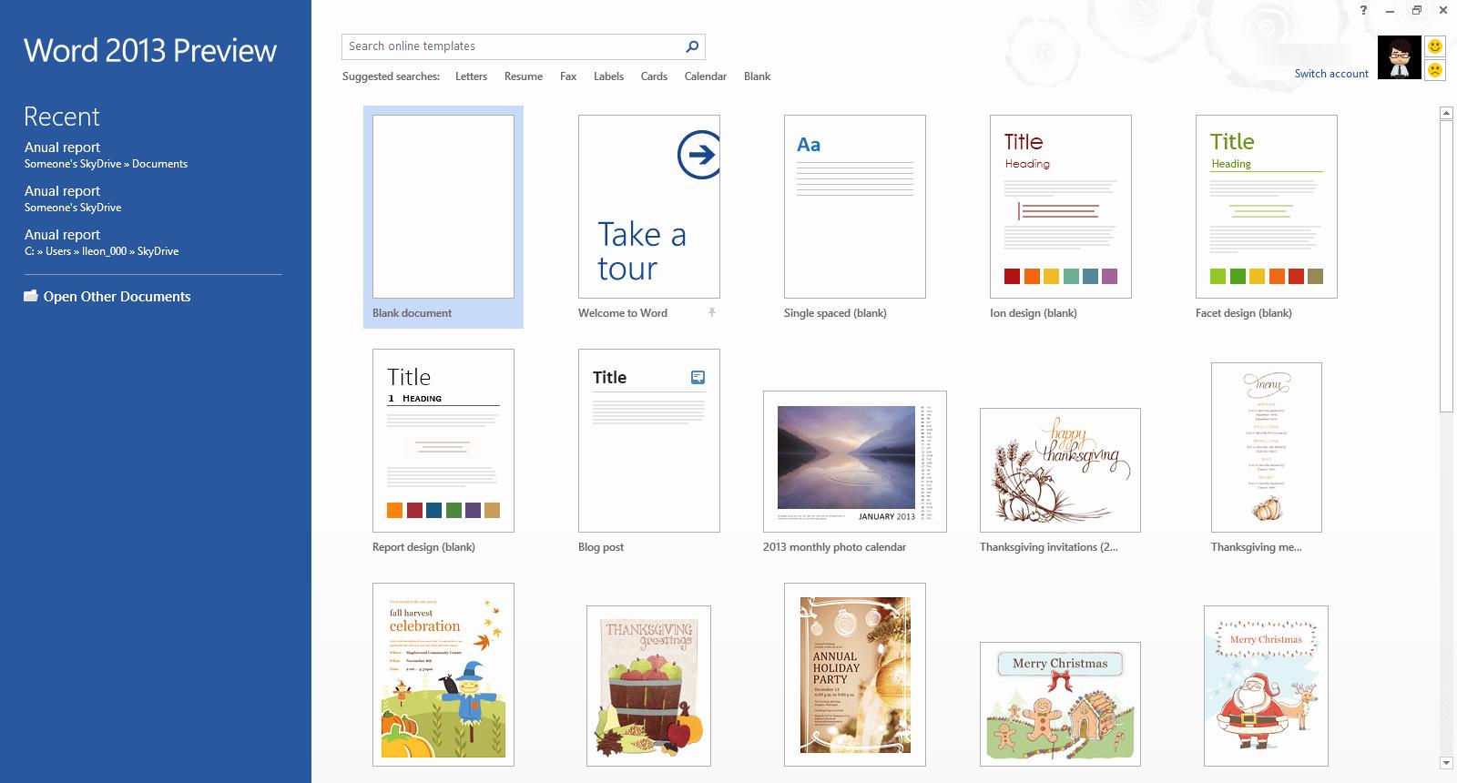 Microsoft Office 2013 themes Download Elegant Microsoft Word 2013 Download
