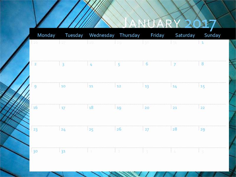 Microsoft Office 2017 Calendar Template Lovely Microsoft Fice Calendar Templates 2017 Calendar