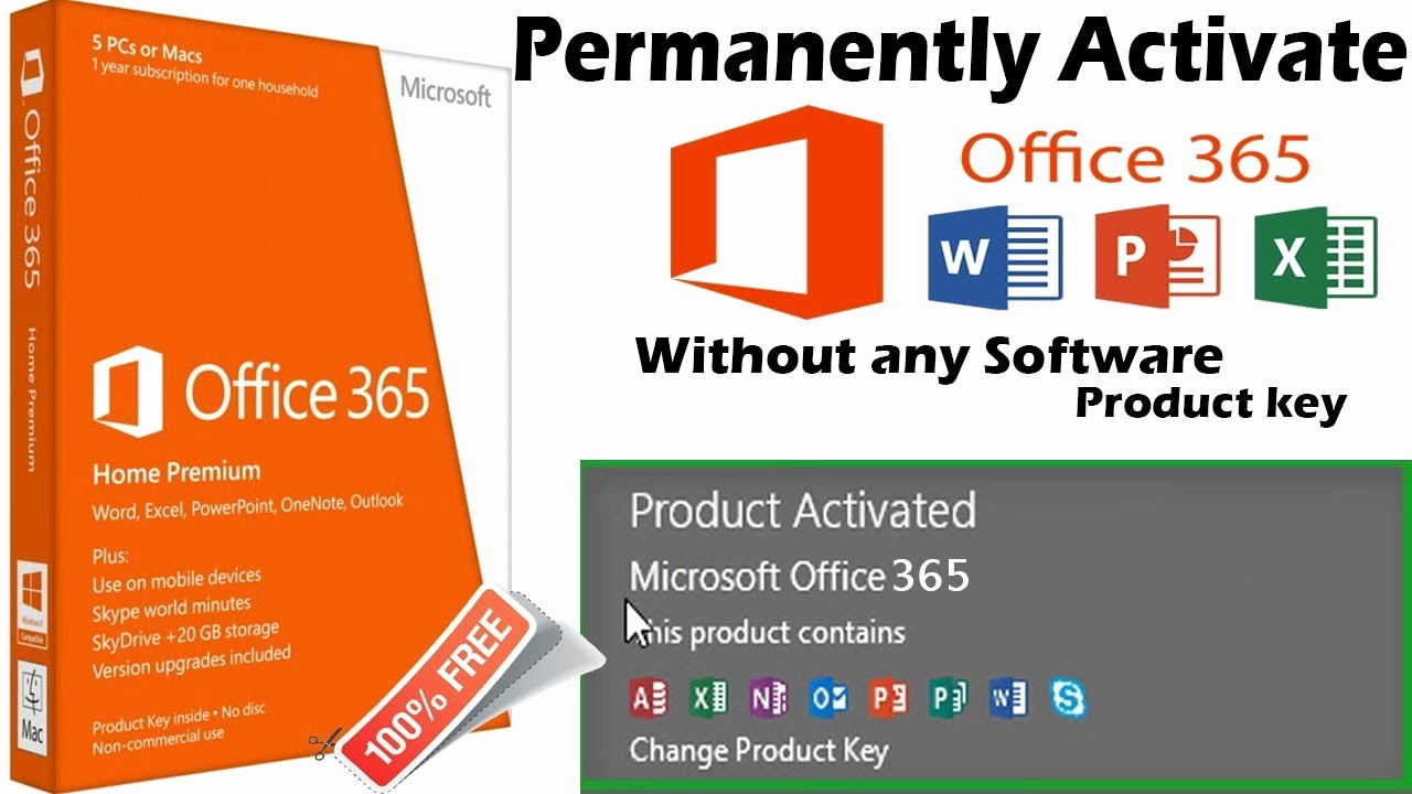 Microsoft Office 360 Sign In Lovely Permanently Activate Fice 365 Proplus for Free without