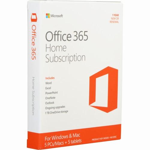 Microsoft Office 365 Subscription Login Beautiful Microsoft Fice 365 Home 6gq B&h Video