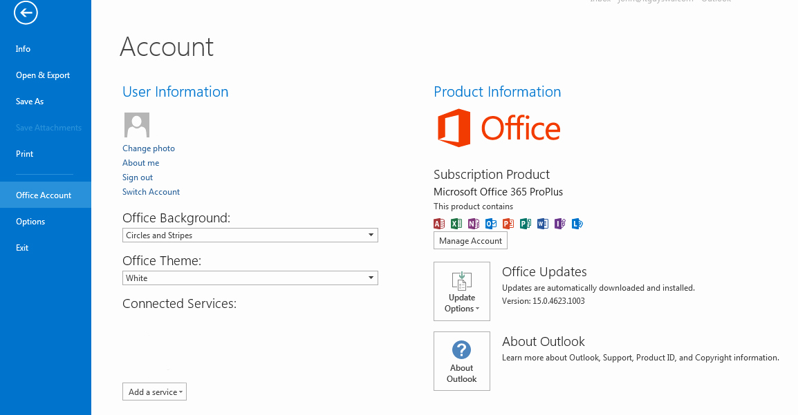 office product login