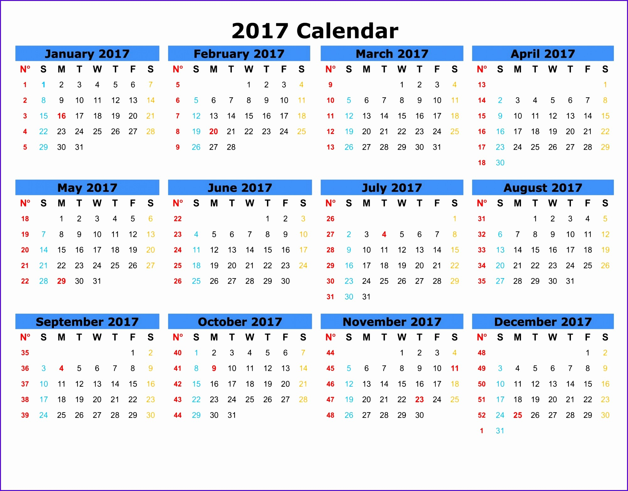 Microsoft Office Calendar Template 2017 Lovely 9 Monthly Calendar Template Excel 2018 Exceltemplates