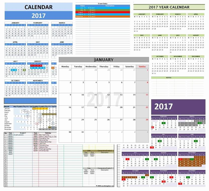 Microsoft Office Calendar Template 2017 Luxury 2017 Libreoffice Calendar