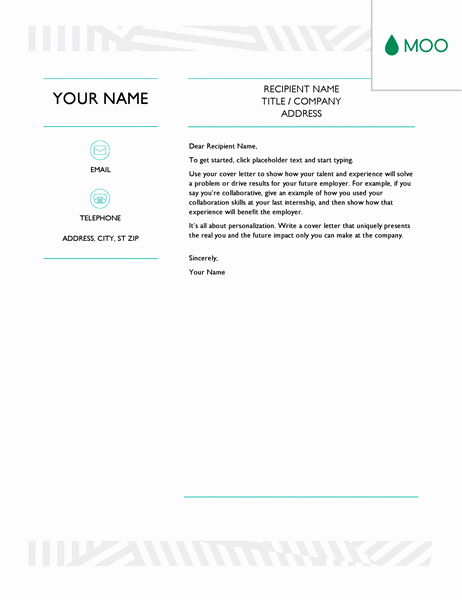 Microsoft Office Cover Letter Templates Lovely Microsoft Cover Letter Template Resumes and Cover Letters