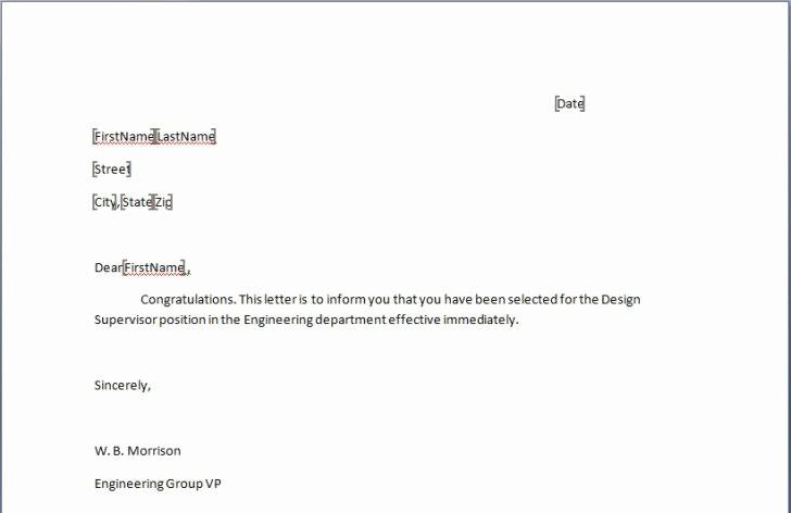 Microsoft Office Cover Letter Templates Unique Microsoft Fice Letter Templates Salonbeautyform