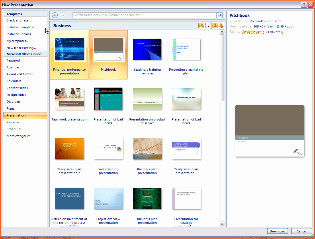 Microsoft Office Free Powerpoint Templates Unique 6 Microsoft Online Templates Bookletemplate