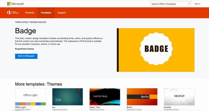 Microsoft Office Free Ppt Templates Lovely Download Free Ms Powerpoint Templates From Microsoft