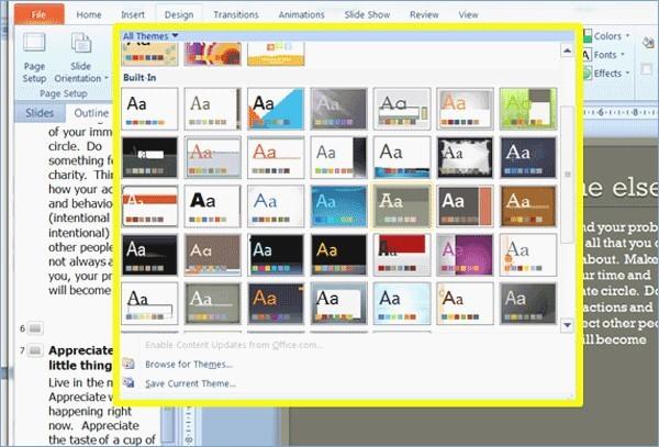Microsoft Office Free Ppt Templates Unique Microsoft Fice 2010