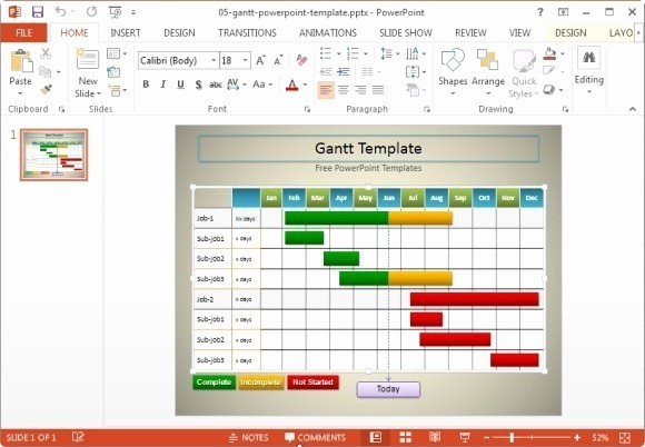 Microsoft Office Gantt Chart Templates Elegant 10 Useful Gantt Chart tools & Templates for Project Management