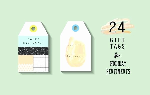Microsoft Office Gift Tag Template Beautiful Christmas Gift Tag Template Microsoft Word 7 Label