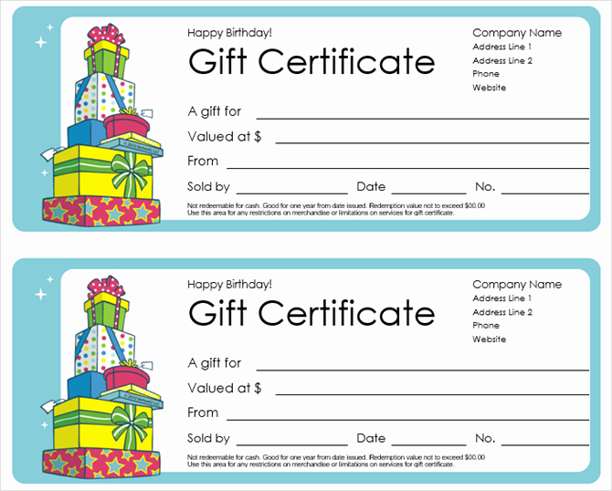 Microsoft Office Gift Tag Template Best Of Get A Free Gift Certificate Template for Microsoft Fice