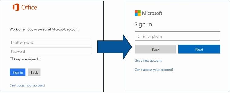 Microsoft Office Outlook Email Login Elegant Fice 365 Login Changes University It