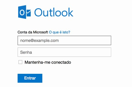 Microsoft Office Outlook Email Login Fresh O Entrar No Hotmail Outlook Fazer Login