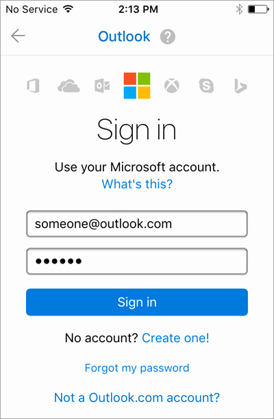 Microsoft Office Outlook Email Login Lovely Email Sign In Outlook