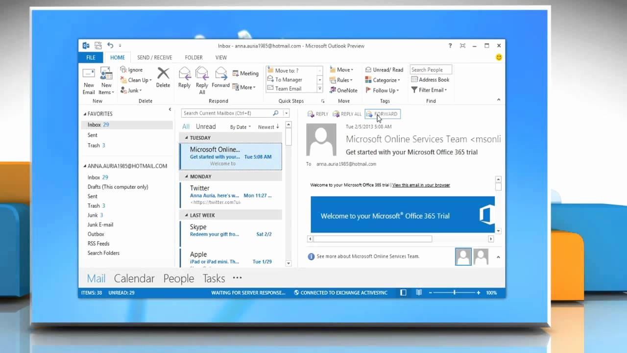 Microsoft Office Outlook Email Login Luxury Setup Multiple Email Accounts Using Microsoft Outlook