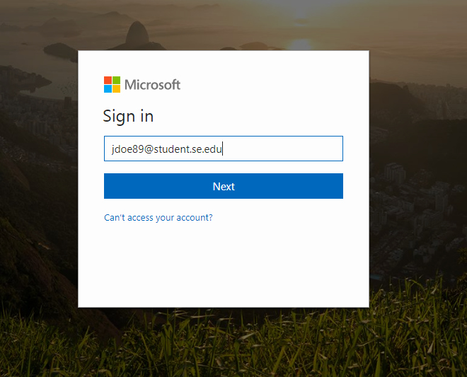 Microsoft Office Outlook Email Login New E Mail Instructions