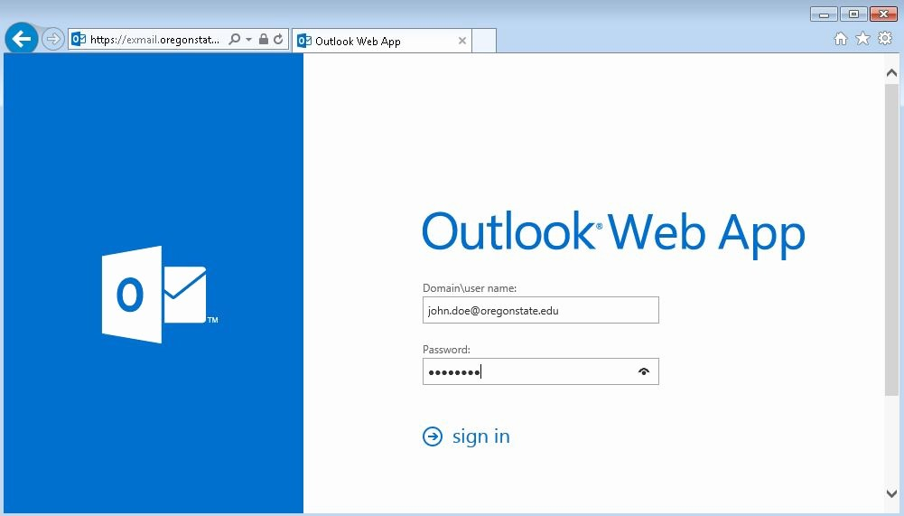 Microsoft Office Outlook Email Login New Microsoft Outlook Email Login