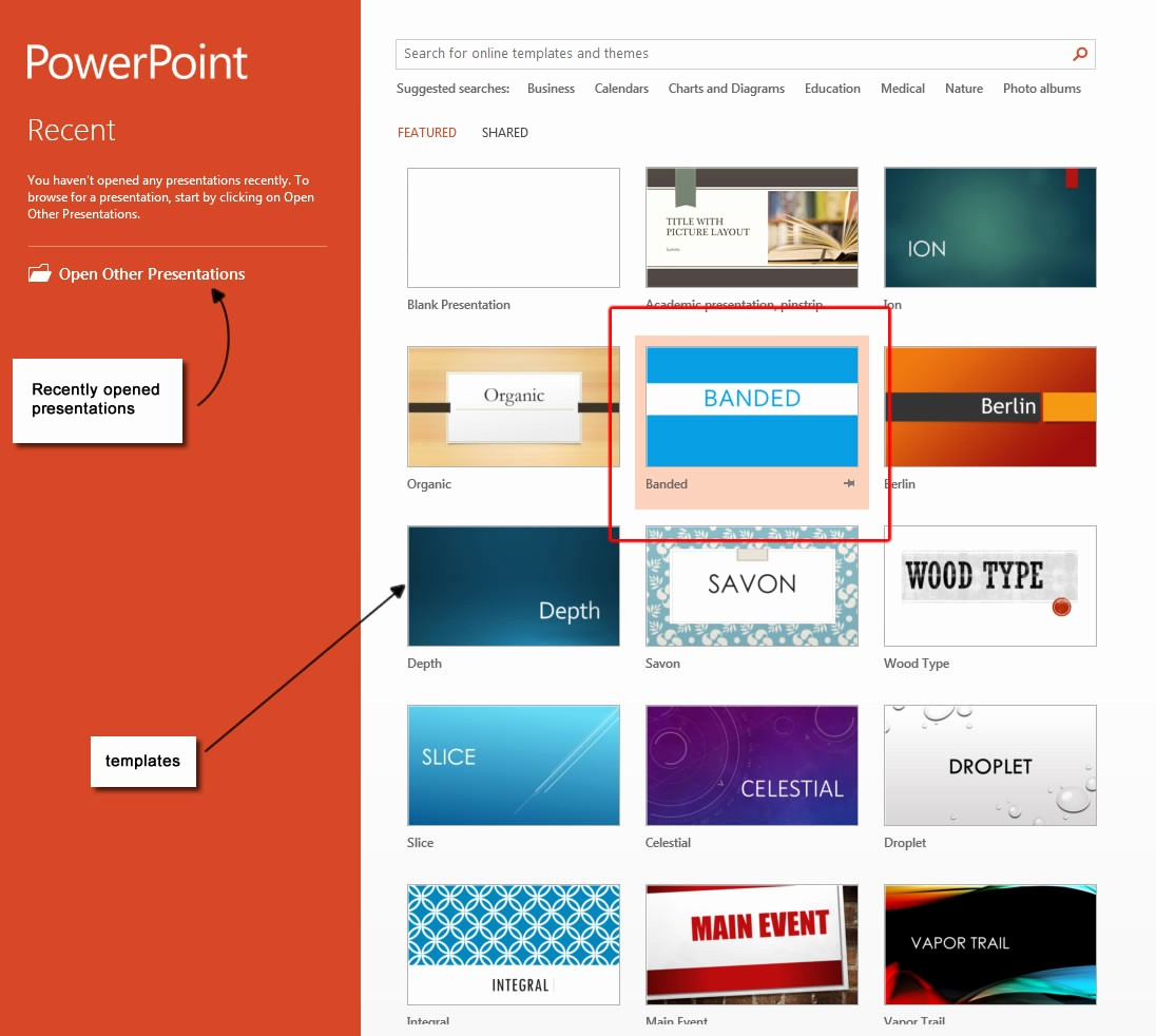 Microsoft Office Power Point Templates Lovely Design – Microsoft Powerpoint 2013 Tutorials