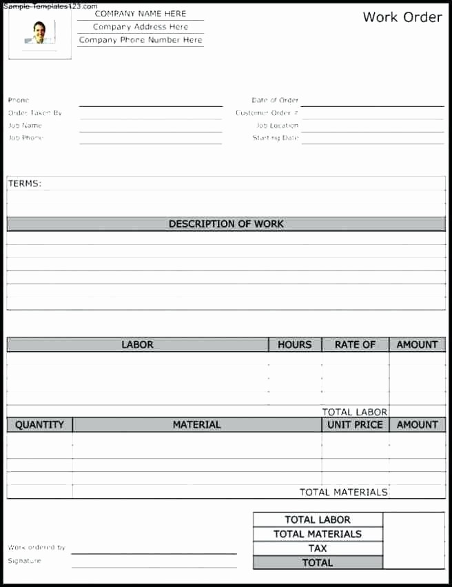Microsoft Office Purchase order Templates Beautiful Microsoft Word 2010 Purchase order Template Printable form