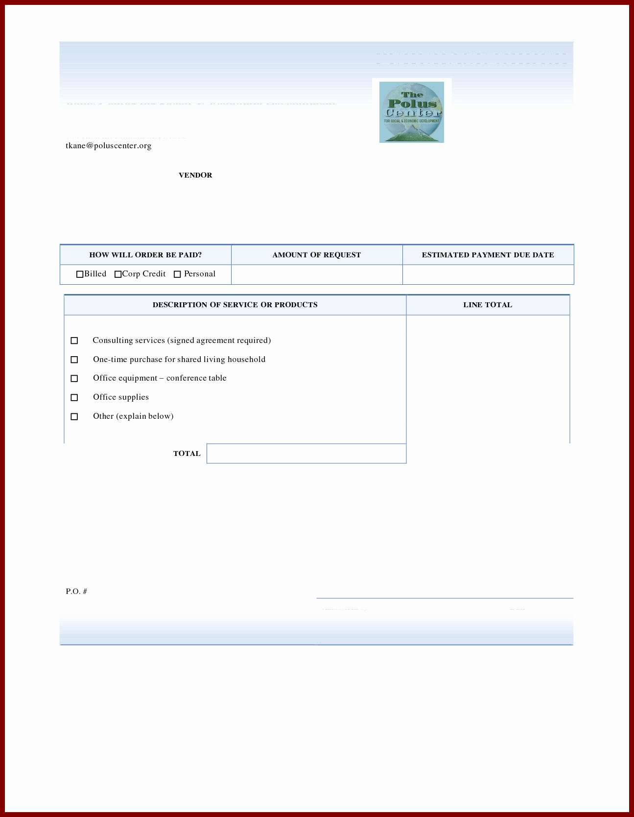 Microsoft Office Purchase order Templates Unique 5 Microsoft Purchase order Template Best Ideas