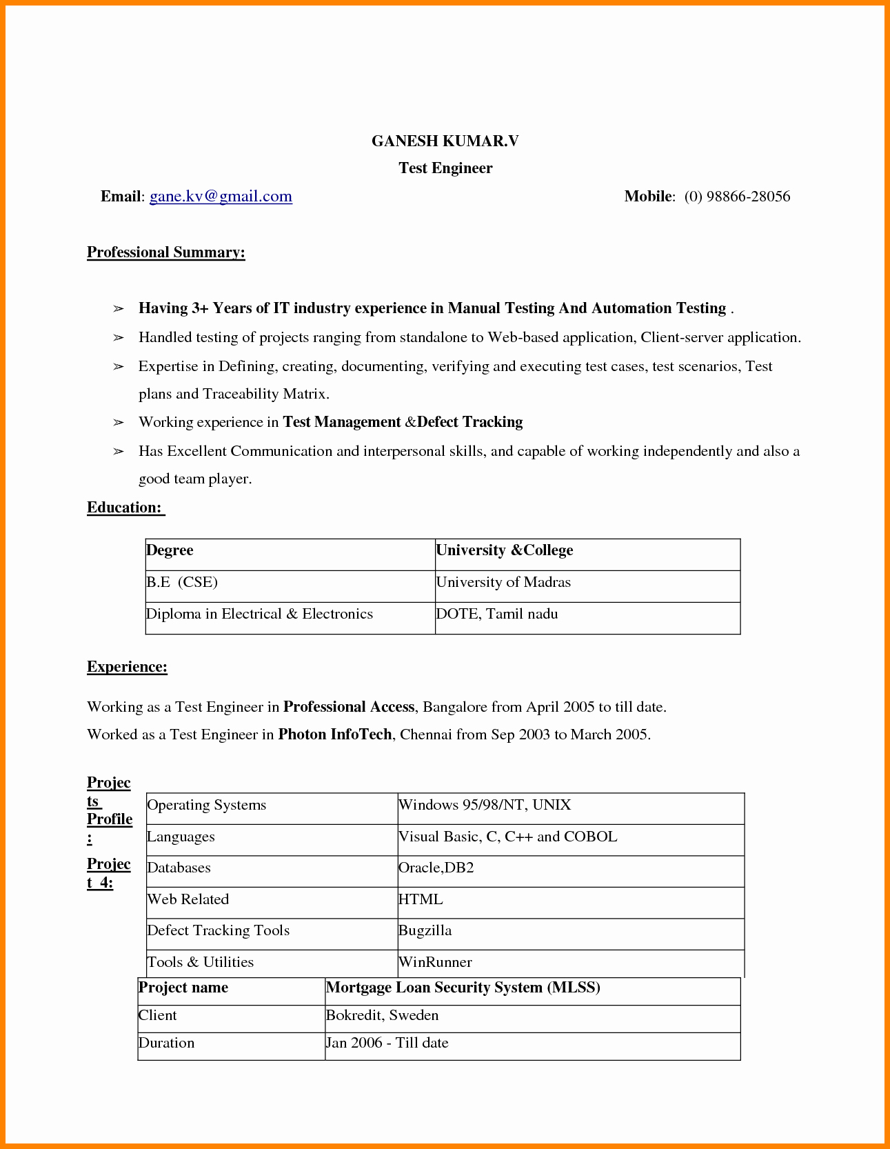 Microsoft Office Resume Templates Downloads Lovely Download Cv format In Ms Wordeate Microsoft Fice