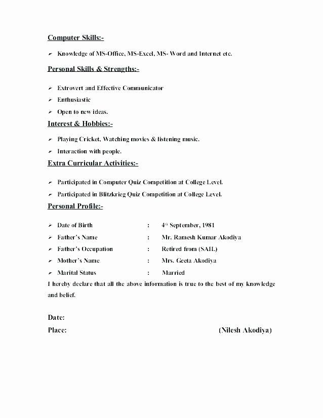 Microsoft Office Skills Resume Template Best Of How to Get A Resume Template Word