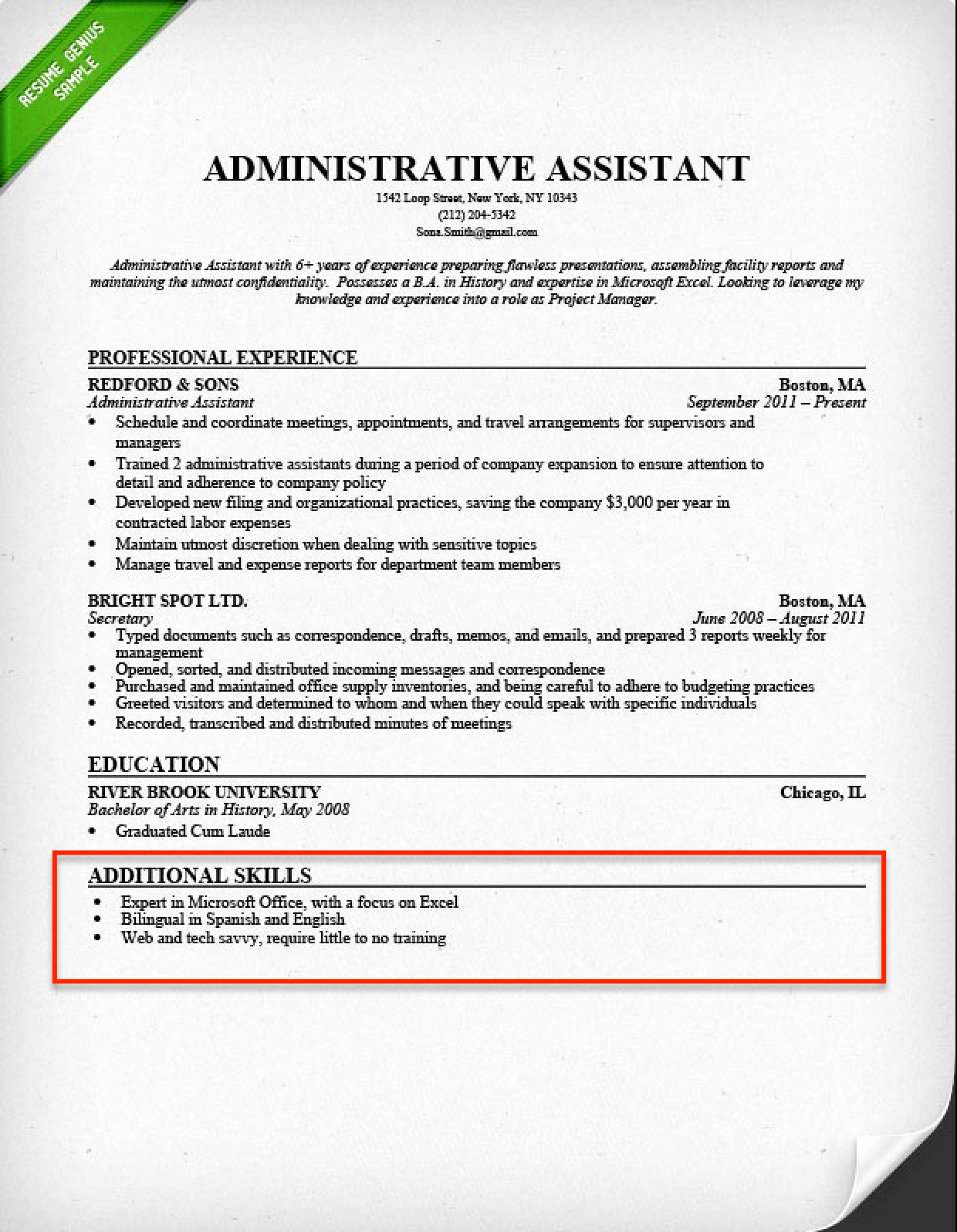 Microsoft Office Skills Resume Template Best Of Resume Skills Section 250 Skills for Your Resume