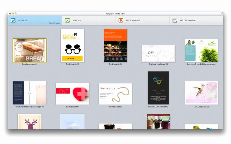 Microsoft Office Templates for Mac Best Of Mac App Store Templates for Ms Fice