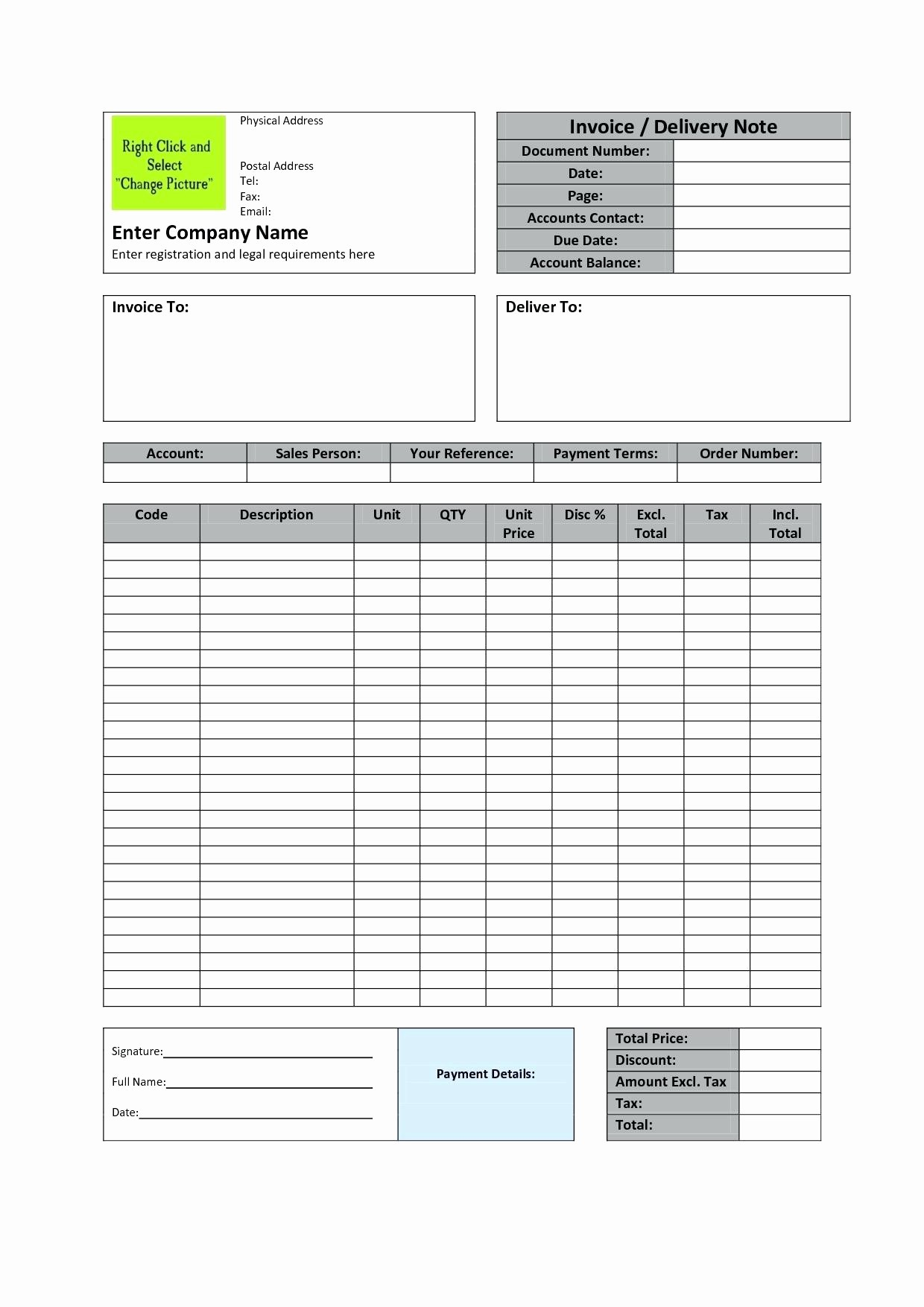 Microsoft Office Templates for Mac Inspirational Template Microsoft Fice Word Invoice Template