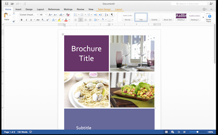 Microsoft Office Templates for Mac New Microsoft Fice 2016 for Mac Updated Preview 3 Free