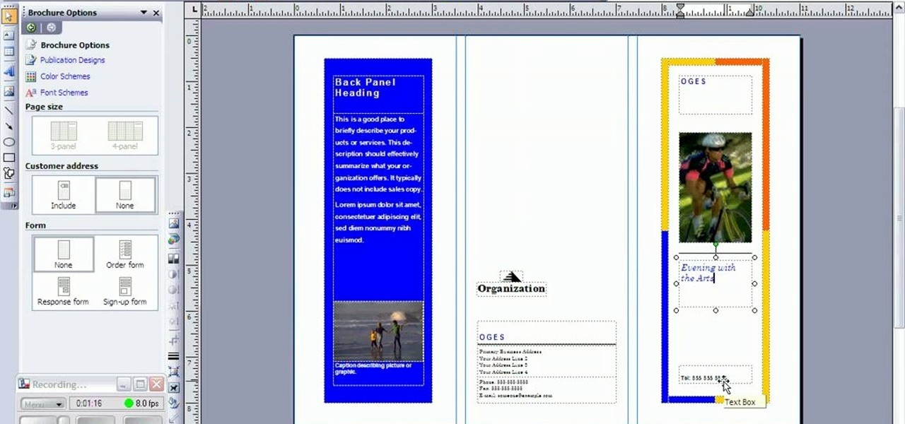 Microsoft Office Templates for Publisher New How to Create A Brochure In Microsoft Publisher