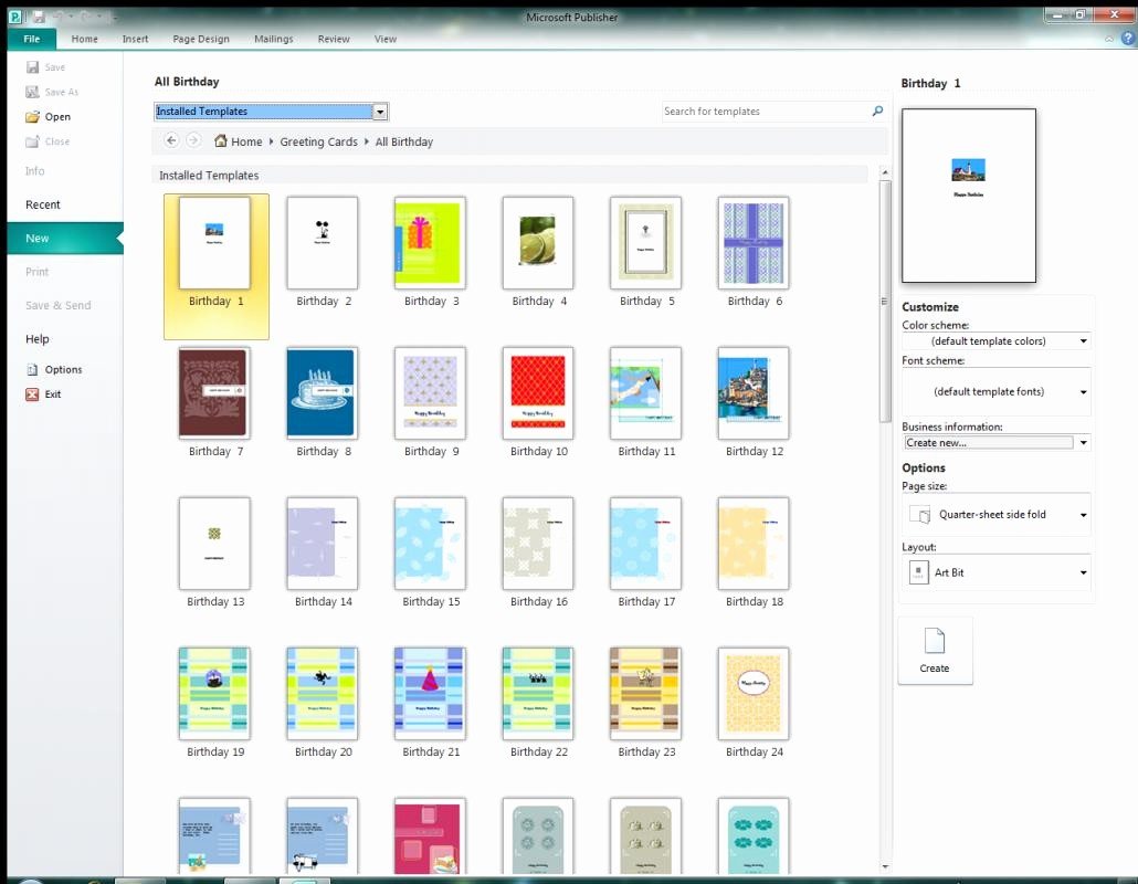 Microsoft Office Templates for Publisher New Ms Publisher Templates