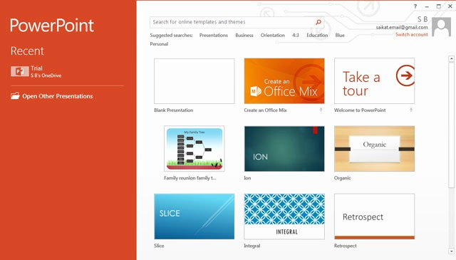 Microsoft Office Templates Power Point Awesome 10 Free Powerpoint Templates to Present Your S with Style
