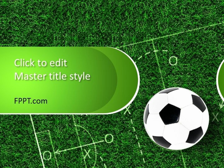 Microsoft Office Templates Power Point Awesome soccer Ppt