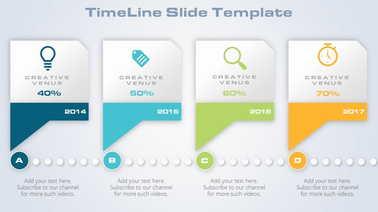 Microsoft Office Templates Power Point Fresh How to Design Timeline Graphics for Business Slide In