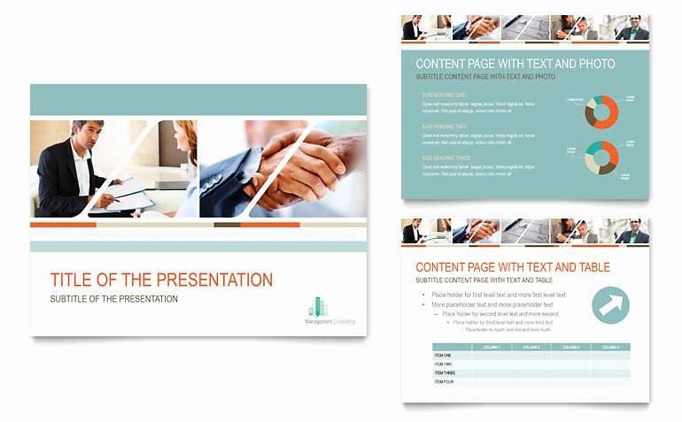 Microsoft Office Templates Power Point Luxury Management Consulting Powerpoint Presentation Powerpoint