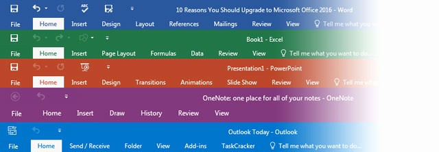 Microsoft Office themes 2013 Download Luxury 13 Reasons You Should Upgrade to Microsoft Fice 2016