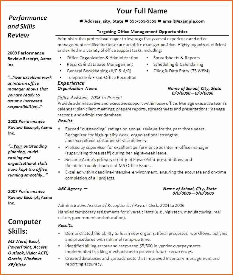 Microsoft Office Word Resume Templates Best Of 10 Cna Resume Template Microsoft Word Bud Template