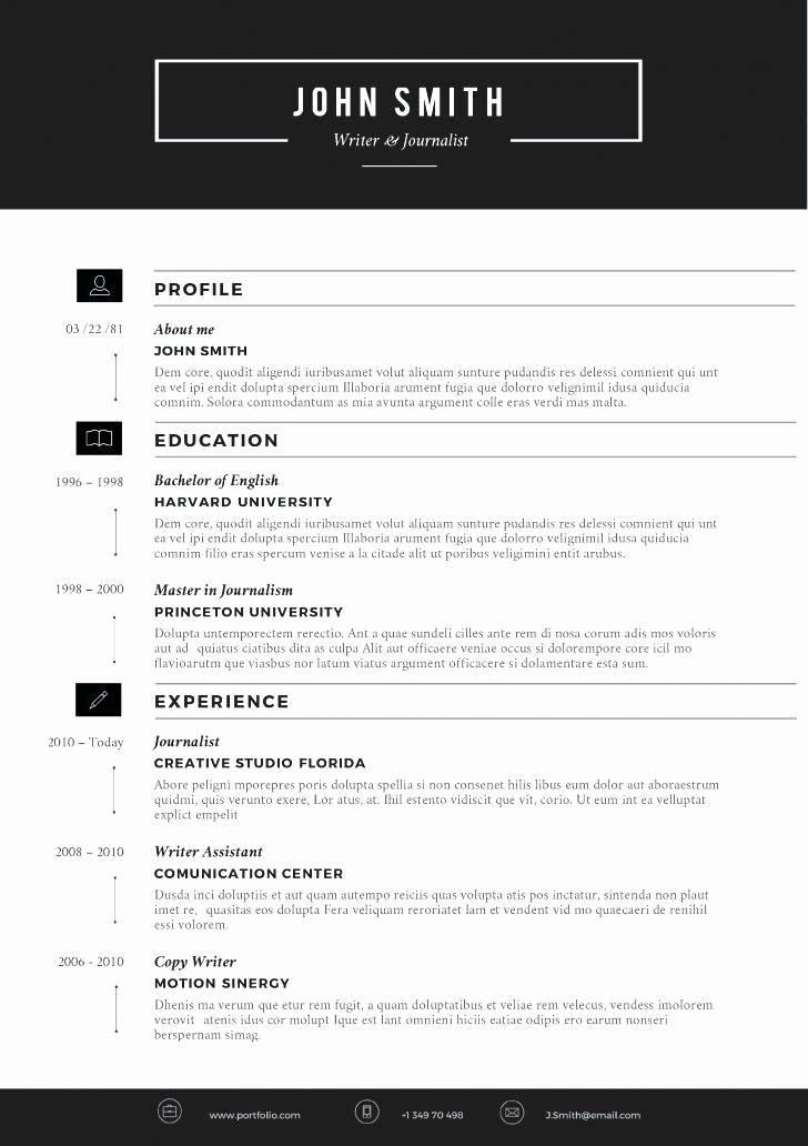 Microsoft Office Word Resume Templates Luxury Does Microsoft Word Have A Resume Template – Trezvost