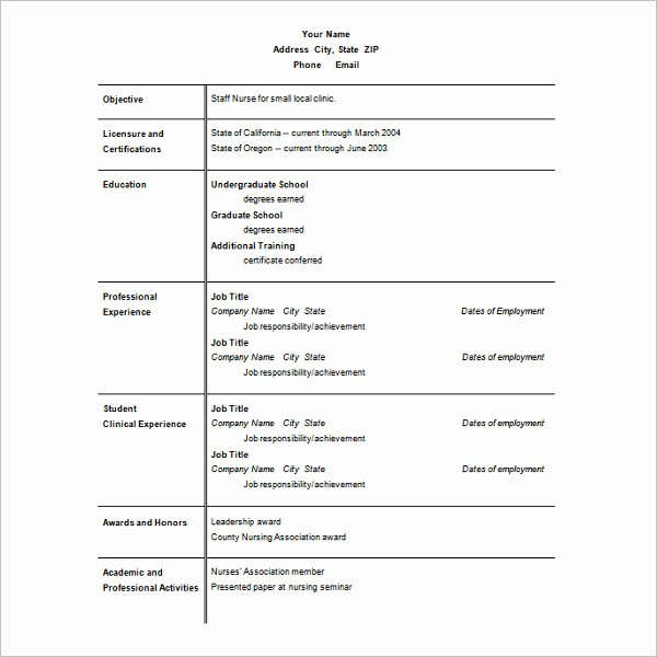 Administrative Assistant Resume Template Microsoft Word 96