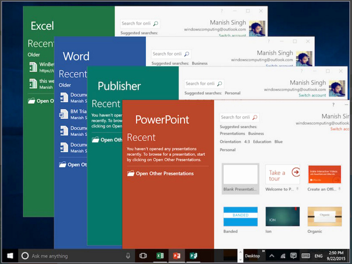 Microsoft Powerpoint 2017 Free Download Luxury Microsoft Office 2017 Full Version for Windows 8