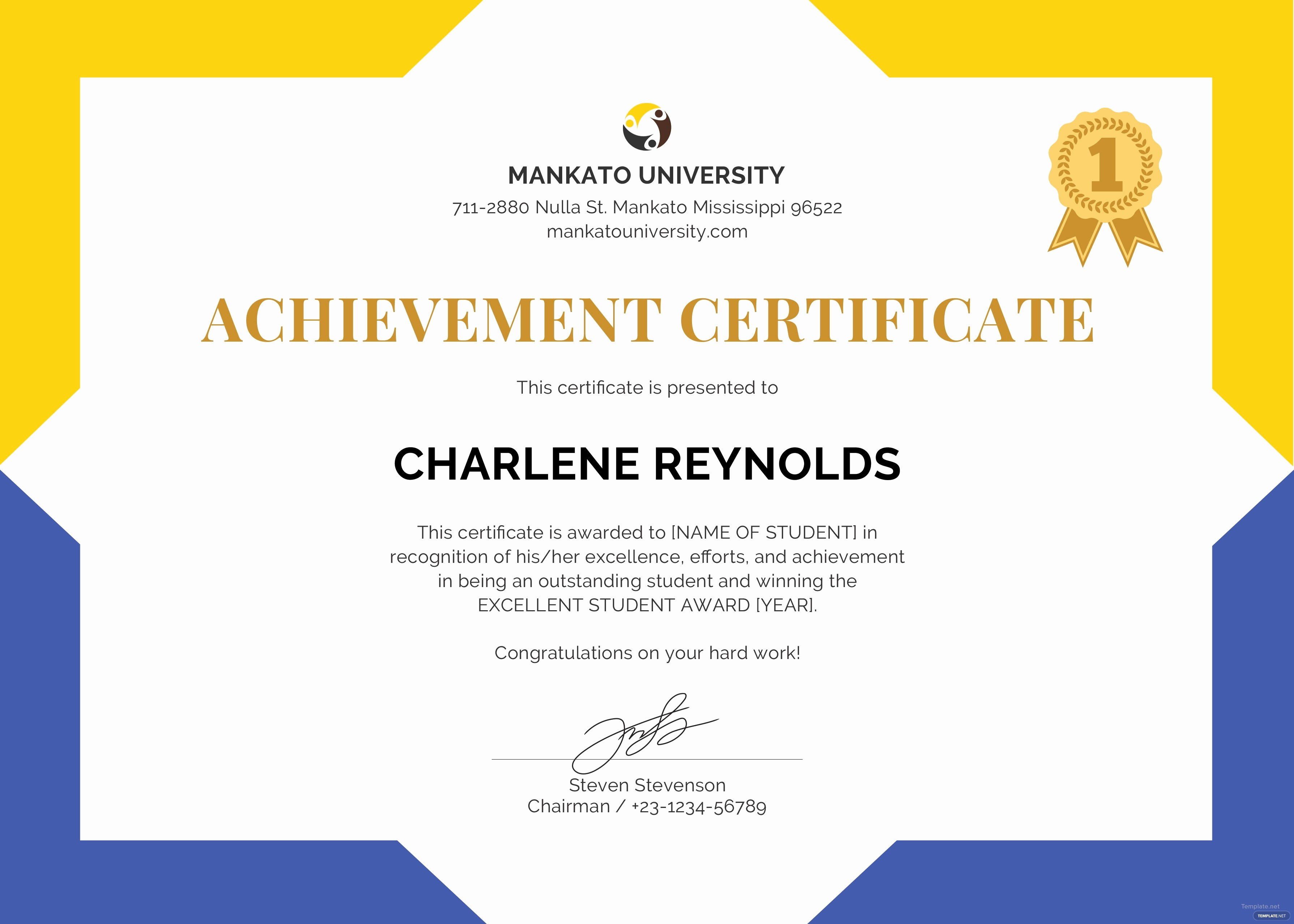 Microsoft Publisher Award Certificate Templates Elegant Free School Certificate Template In Microsoft Word