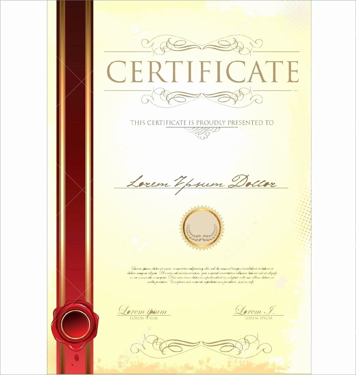Microsoft Publisher Award Certificate Templates Elegant Template Publisher Award Certificate Template
