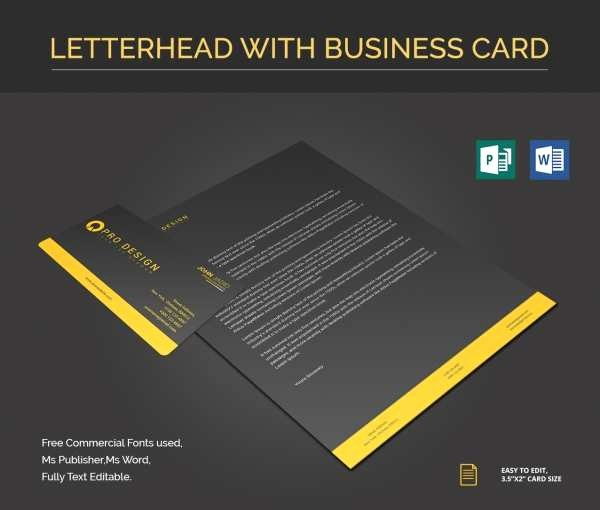 Microsoft Publisher Business Card Templates Beautiful Microsoft Business Cards Templates Free Download