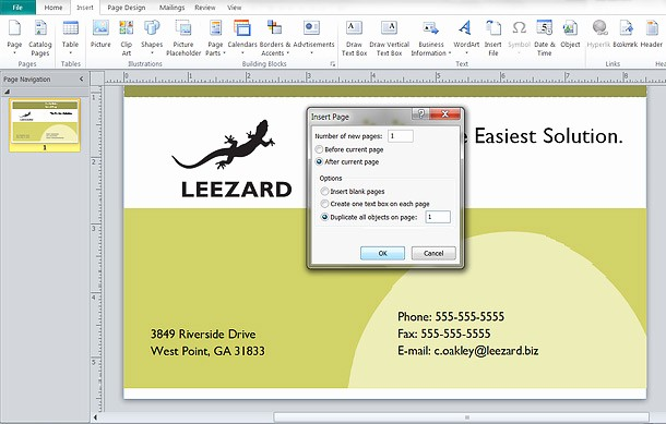 Microsoft Publisher Business Card Templates Fresh Microsoft Publisher Business Card Templates Publisher