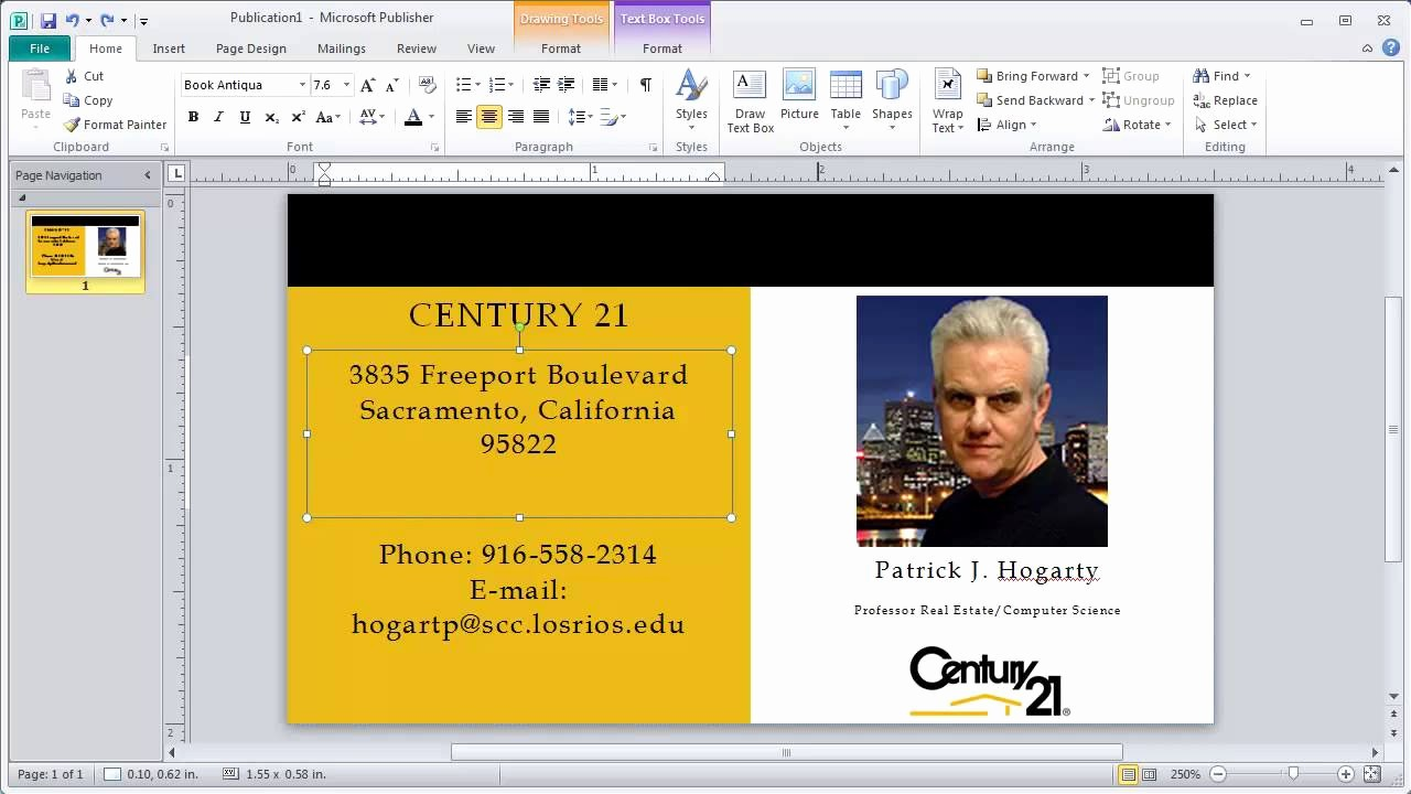 Microsoft Publisher Business Cards Templates Inspirational Microsoft Publisher Business Card Templates Business