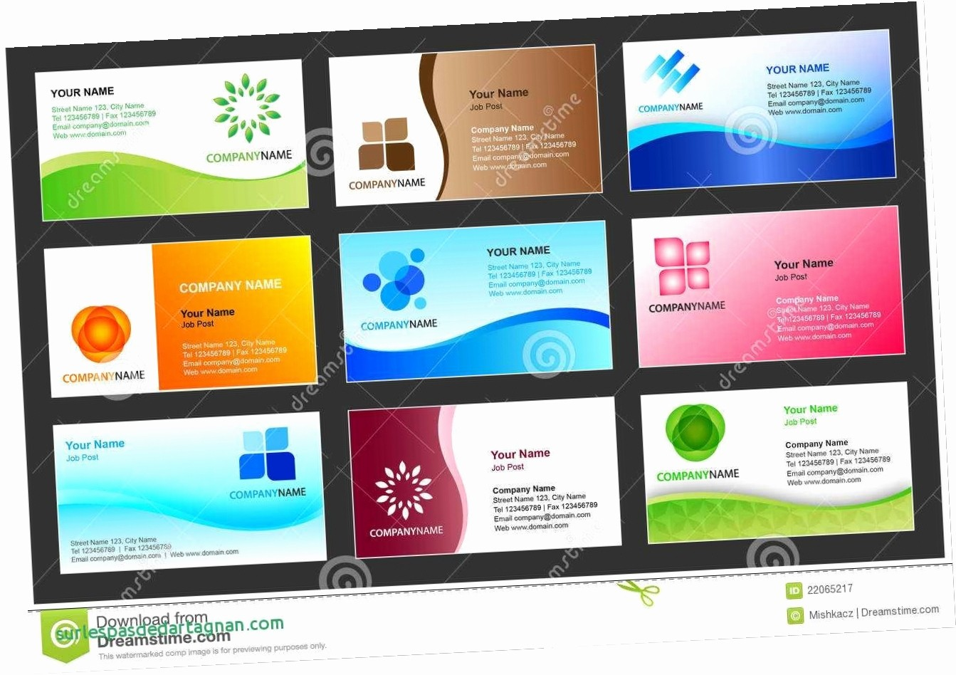 Microsoft Publisher Business Cards Templates Unique Publisher Business Card Templates Business Card Idea