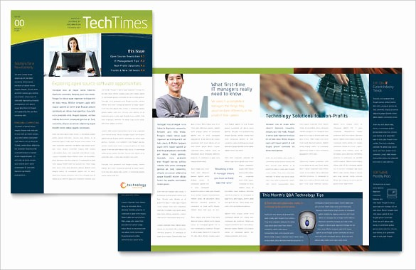 Microsoft Publisher Template Free Download Best Of 29 Microsoft Newsletter Templates Free Word Publisher