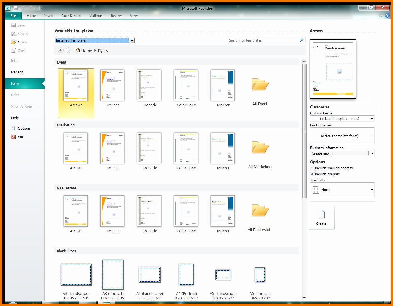 Microsoft Publisher Templates Free Downloads Elegant Publisher 2016 Gratis Downloaden